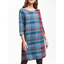 Buy Seasalt Folly Cove Dress, Faraway Voyage Rosewood Online at johnlewis.com