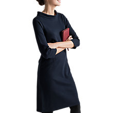 Buy Seasalt Huers Hut Dress, Fathom Online at johnlewis.com