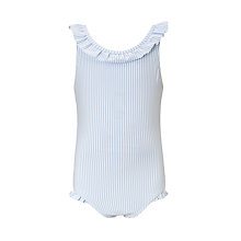 Buy John Lewis Girls' Mille Seersucker Swimsuit Online at johnlewis.com