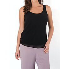 Buy Chesca Chiffon Camisole Online at johnlewis.com