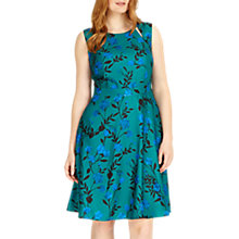 Buy Studio 8 Charlie Dress, Green/Multi Online at johnlewis.com