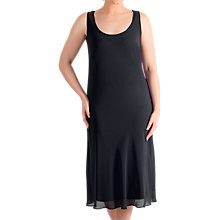 Buy Chesca Bias Cut Chiffon Dress Online at johnlewis.com