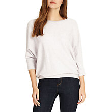 Buy Phase Eight Fleck Becca Jumper, Pansy Online at johnlewis.com