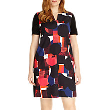 Buy Studio 8 Willow Dress, Black/Multi Online at johnlewis.com