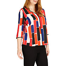 Buy Studio 8 Bobbie Blouse, Multi Online at johnlewis.com