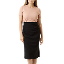 Buy Fenn Wright Manson Petite Victoria Dress, Black/Pink Online at johnlewis.com