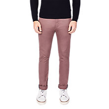 Buy Ted Baker Tapcor Tapered Chinos Online at johnlewis.com