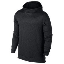 Buy Nike Breathe Training Hoodie, Anthracite/Black Online at johnlewis.com