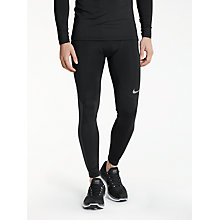 Buy Nike Pro Hyperwarm Training Tights Online at johnlewis.com