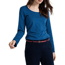 Buy Seasalt Strawberry Top, Narrows Night Splash Online at johnlewis.com