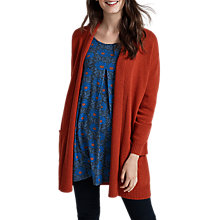 Buy Seasalt Studio Life Cardigan, Cinnamon Online at johnlewis.com