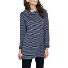 Buy Seasalt Courtyard Reversible Tunic Top Online at johnlewis.com