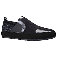 Buy Geox Breeda Glitter Slip On Trainers Online at johnlewis.com