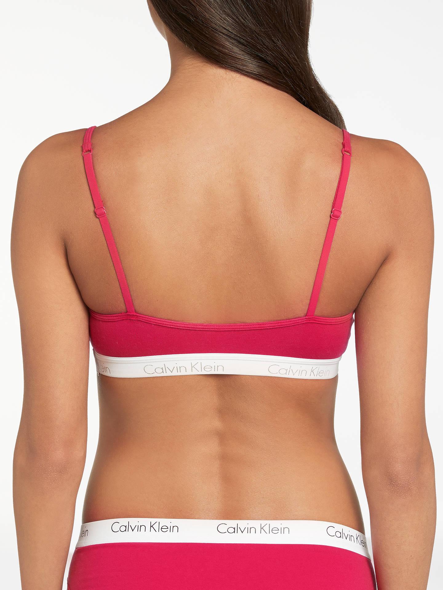 4bd80d394d Buy Calvin Klein Underwear CK One Cotton Bralette