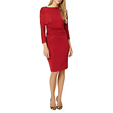 Buy Damsel in a dress Willow Asymmetric Neckline Pencil Dress Online at johnlewis.com
