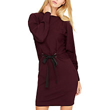 Buy Damsel in a dress Tie Waist Tunic Dress, Port Online at johnlewis.com