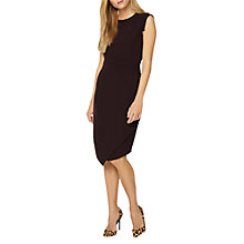 Buy Damsel in a dress Hide Plain Dress, Port Online at johnlewis.com