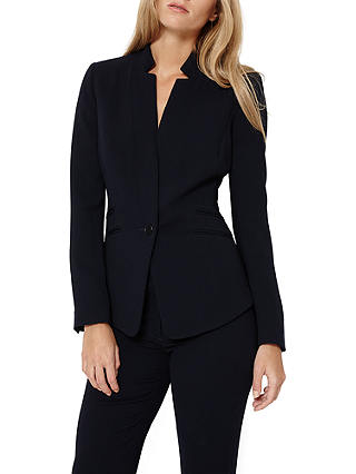 Buy Damsel in a Dress City Suit Jacket, Navy, 8 Online at johnlewis.com