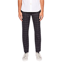 Buy Ted Baker Stocksy Trousers, Grey Online at johnlewis.com