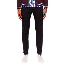 Buy Ted Baker Tamez Slim Fit Jeans, Black Online at johnlewis.com