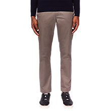 Buy Ted Baker Clascor Trousers, Natural Online at johnlewis.com