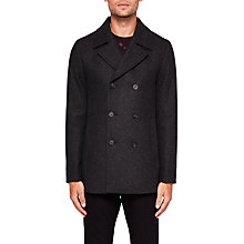 Buy Ted Baker Zachary Pea Coat Online at johnlewis.com