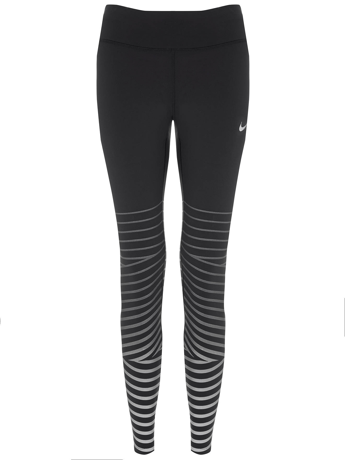 fd00d6345e ... Buy Nike Power Epic Lux Flash Running Tights, Black/Anthracite, XS  Online at ...