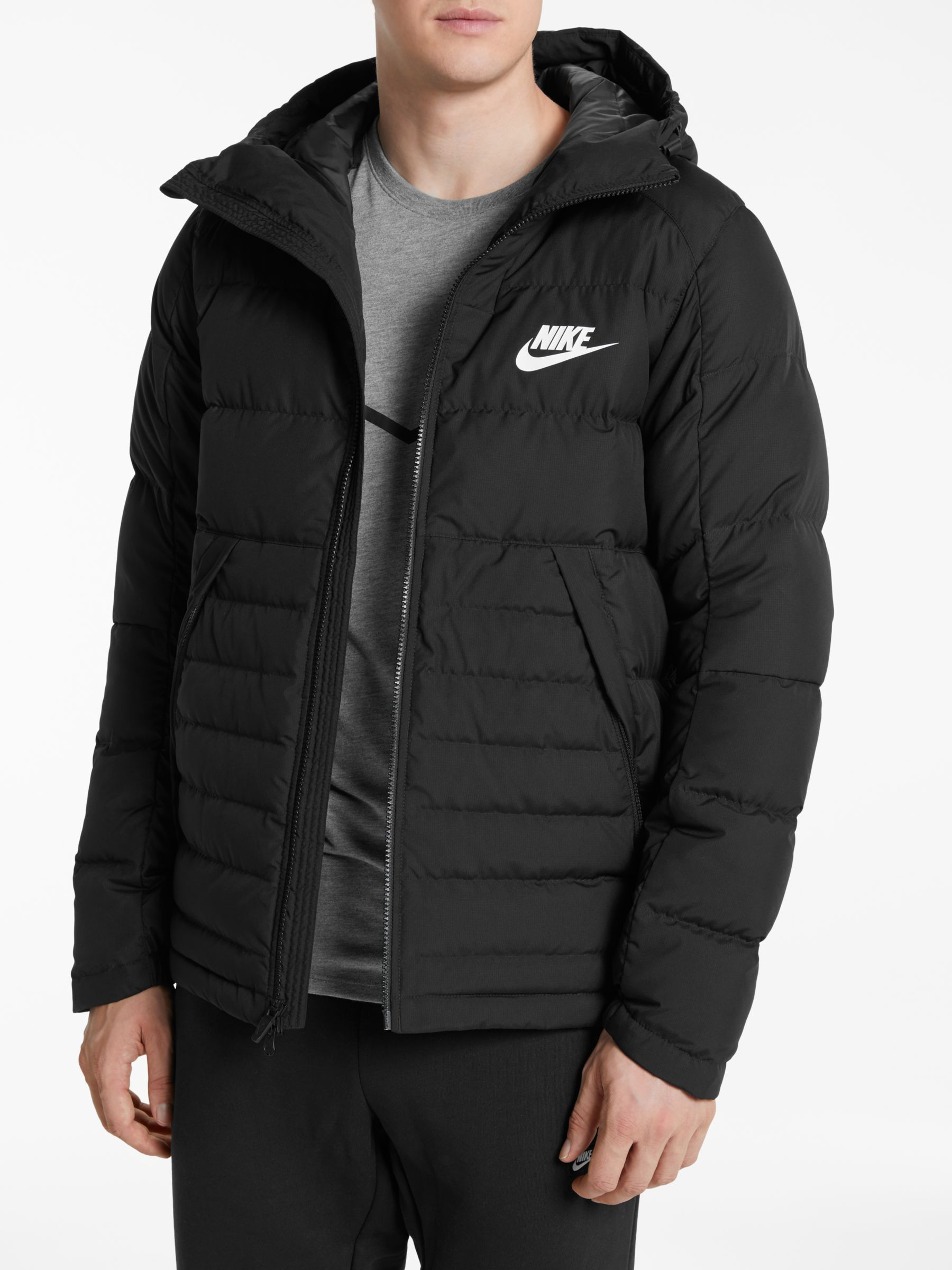 nike sportswear down jacket
