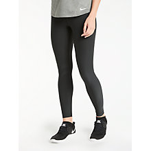 Buy Nike Sculpt Hyper Training Tights, Black Online at johnlewis.com