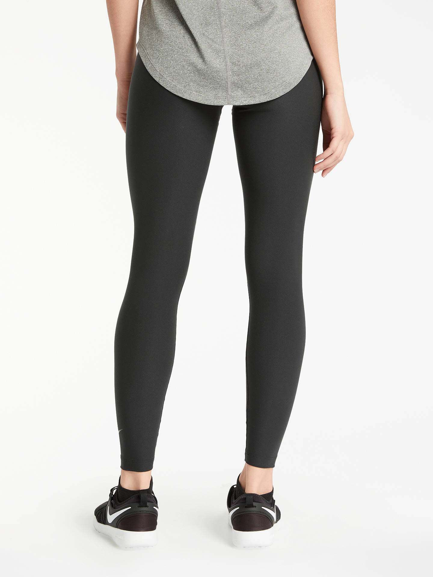 67b9b6f946941 ... Buy Nike Sculpt Hyper Training Tights, Black, XS Online at johnlewis.com