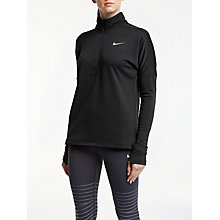 Buy Nike Therma Sphere Element Long Sleeve Running Top Online at johnlewis.com