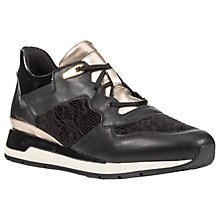 Buy Geox Shahira Breathable Lace Up Trainers Online at johnlewis.com