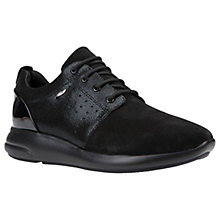 Buy Geox Ophira Breathable Lace Up Trainers Online at johnlewis.com