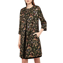 Buy Gerard Darel Girly Coat, Black Online at johnlewis.com