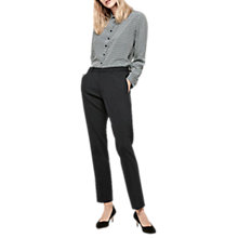 Buy Gerard Darel Stephanie Trousers, Blue Online at johnlewis.com