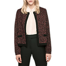 Buy Gerard Darel Lucille Cardigan, Red Online at johnlewis.com