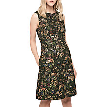 Buy Gerard Darel Nina Dress, Black Online at johnlewis.com