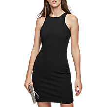 Buy Reiss Angelica Bodycon Dress, Black Online at johnlewis.com