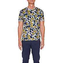 Buy Ted Baker T for Tall Alfiett T-Shirt, Grey Online at johnlewis.com