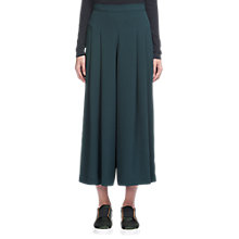 Buy Whistles Pleated Wide Leg Trousers Online at johnlewis.com