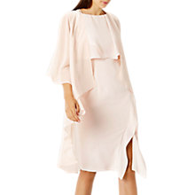 Buy Coast Carrie Chiffon Long Cape Online at johnlewis.com