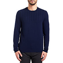 Buy BOSS Green Ran Knit Jumper Online at johnlewis.com