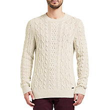 Buy BOSS Orange Kaasly Knit Jumper Online at johnlewis.com