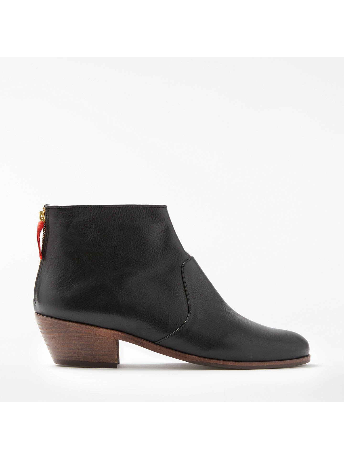 Boden Atherstone Block Heeled Ankle Boots At John Lewis
