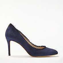 Buy Boden Polly Pom Stiletto Heeled Court Shoes Online at johnlewis.com