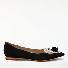 Buy Boden Albertina Tassel Pumps Online at johnlewis.com