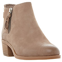 Buy Steve Madden Kyle Block Heeled Ankle Chelsea Boots Online at johnlewis.com