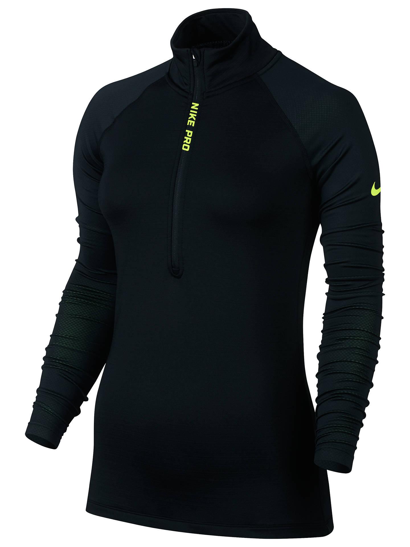 0facc44974a Buy Nike Pro Hyperwarm Half Zip Training Top
