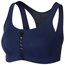 Buy Nike Shape Zip Sports Bra Online at johnlewis.com
