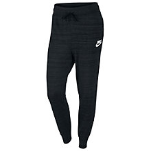 Buy Nike Sportswear Advance 15 Joggers, Black Online at johnlewis.com